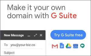 G Suite Promo Code